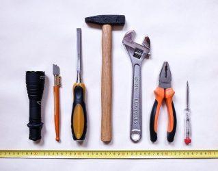 7 herramientas indispensables para cualquier reforma pequeña