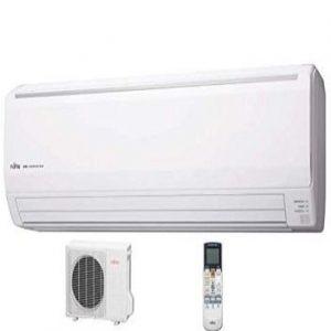 Aire acondicionado Fujitsu frío y calor