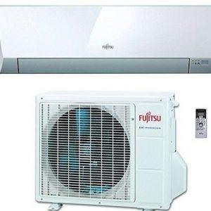 Aire acondicionado Fujitsu con sistema Split