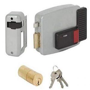 Cerradura eléctrica para puertas Cisa