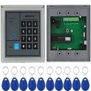Cerradura eléctrica para puertas Kkmoon