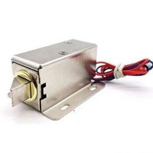 Cerradura eléctrica para puertas Mopei