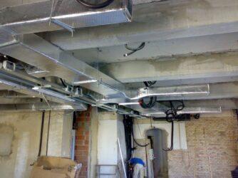 Cómo instalar aire acondicionado por conductos en casa