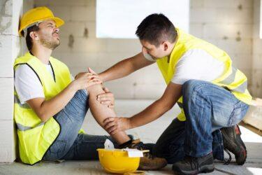 Cómo proceder en caso de tener un accidente laboral
