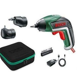 Destornillado eléctrico Bosch con batería