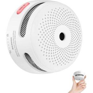 Detector de humo formato compacto