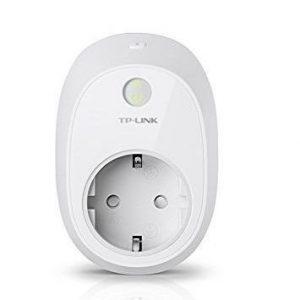 Enchufe inteligente con monitorización de energía