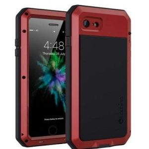 Funda indestructible para iPhone Lanhiem