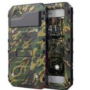 Funda indestructible para iPhone militar