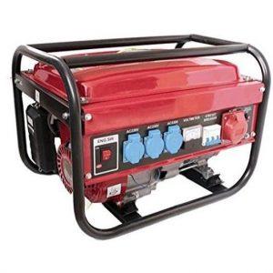Generador de corriente trifásico