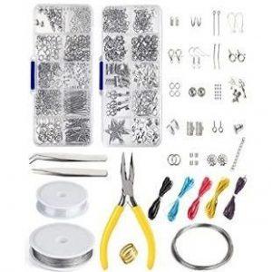 Kit de herramientas para fabricar joyas Fepito