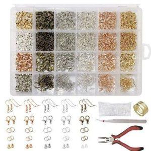 Kit de herramientas para fabricar joyas Kaari