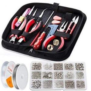 Kit de herramientas para fabricar joyas WinWonder