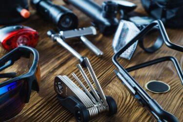Kit de herramientas para llevar siempre en bicicleta