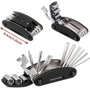 Kits de herramientas para bici Tagvo