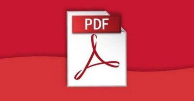 Herramientas para pasar de Word a PDF