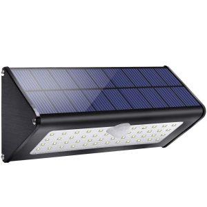 Luz solar exterior con infrarrojos