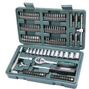 Maletín de herramientas con llaves de vaso Mannesmann