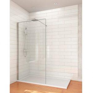 Mampara de ducha cristal