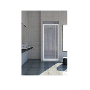 Mampara de ducha pvc