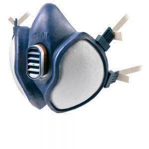 Máscara para pintar con certificado de seguridad