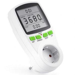 Medidor de consumo eléctrico Arendo