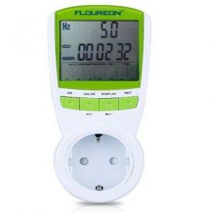 Medidor de consumo eléctrico Floureon