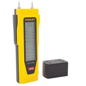 Medidor de humedad Stanley para madera