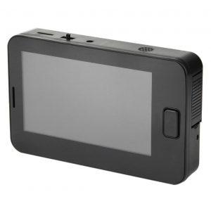 Mirilla de puerta GPHTECH con pantalla digital