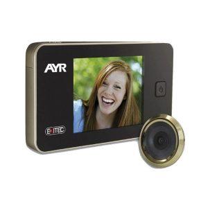 Mirilla digital de puerta AYR EXITEC 752