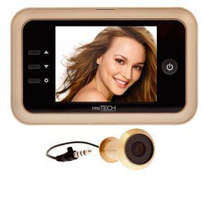 Mirilla digital de puerta PRSTECH