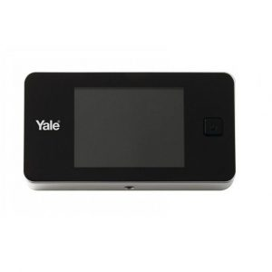 Mirilla Digital Estándar Cromado Yale