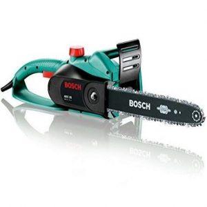 Motosierra eléctrica de cadena Bosch