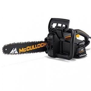 Motosierra eléctrica McCulloch