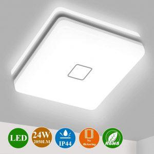 Plafón LED de cocina respetuoso con el medio ambiente