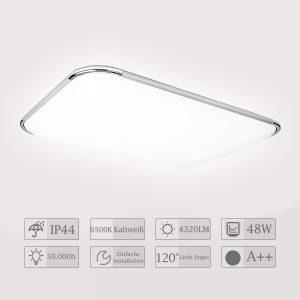 Plafón LED de cocina superbrillante