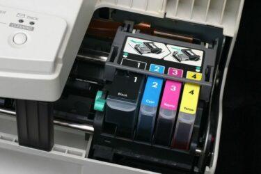 Qué hacer si el cartucho de tinta se queda atascado en la impresora