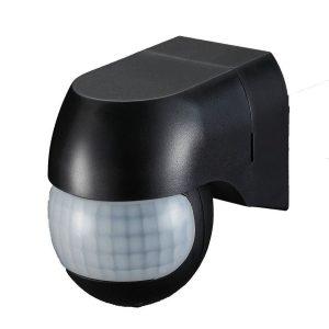 Sensor de movimiento infrarrojo para luces exteriores