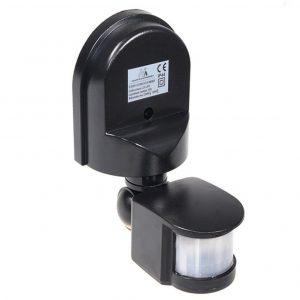 Sensor por infrarrojos para detectar movimiento