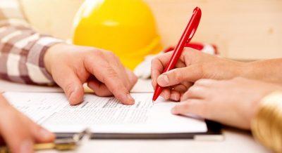 Tipos de contratos en la construcción
