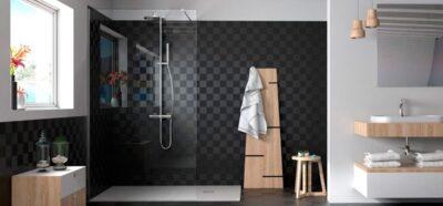 Tipos de revestimientos para duchas, ¿cuál es mejor?