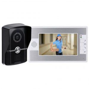 Videoportero con sistema IR