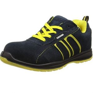 Zapatillas de seguridad cómodas con punta de acero